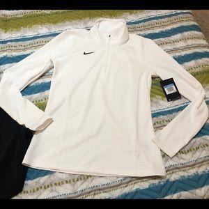 Nike half zip Dri-Fit jacket